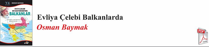 Evliya Çelebi Balkanlarda