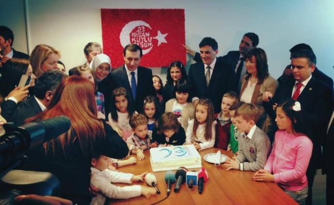 Yağcılar: Kosova Türk Toplumu Türkiye'ye Minnettar