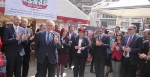 Prizren'de Yerli Üreticiler Fuarı Açıldı