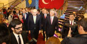 23 Nisan Kosova Türkleri Milli Bayramı Görkemli Resepsiyonla Kutlandı
