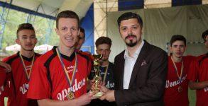Futbol Turnuvası'nın Şampiyonu Belli Oldu