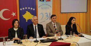 Kosova'da Türkçe Eğitim Monografi'si Tanıtıldı