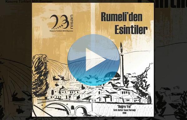 """""""Rumeli'den Esintiler"""" Albüm tanıtımı"""