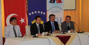 Türk Dünyasında Kültür ve Sanat Paneline Yoğun İlgi