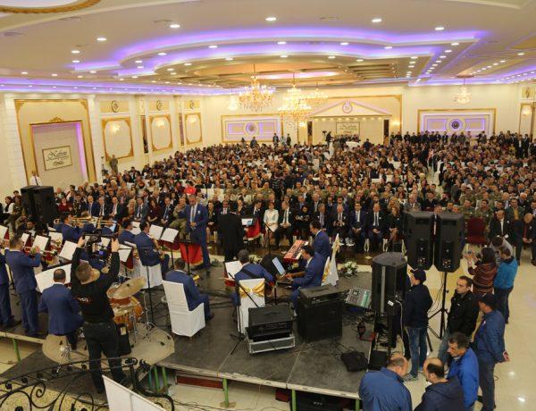 23 Nisan Kosova Türkleri Milli Günü Resepsiyonu Düzenlendi