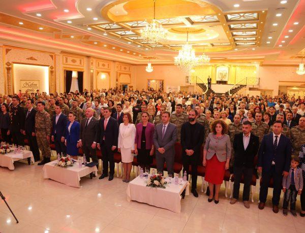 23 Nisan Bayramı Kutlamaları Merkezi Törenle Tamamlandı